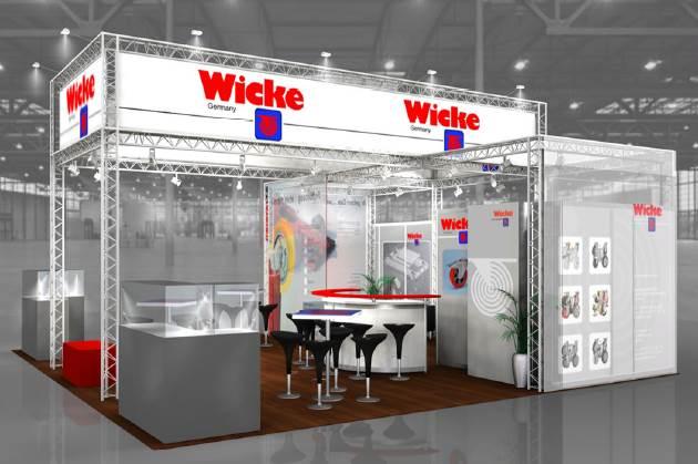 Wicke expose au salon de la manutention wicke france for Salon de la manutention